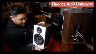 Fluance Ai60 Unboxing, Setup & Initial Impressions