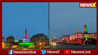 New dynamic lighting treat visitors every day in Delhi