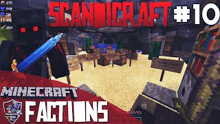 Let's Play Faction - ScandiCraft #10 La Plage, Farm De P4 Scandium !