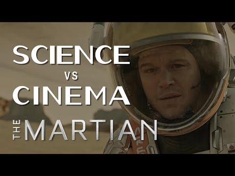 Science vs. Cinema THE MARTIAN Full Episode