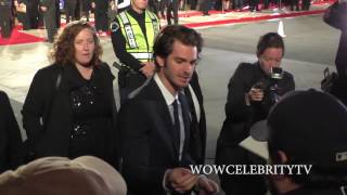 Andrew Garfield at The 28th Annual Palm Springs International Film Festival