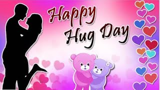 Hug Day Whatsapp Status Video  Happy Hug Day Wishes  Valentines Day Special  Gorgeous You 