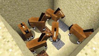 Minecraft cu avg - ep 218 - sase cai frumosi