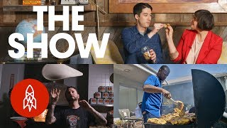 Trap Kitchen, Flying Pizzas, and a Visit From the Quack Squad | THE SHOW, Episode 8