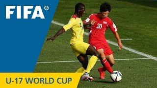 Highlights: Mali v. Korea DPR - FIFA U17 World Cup Chile 2015