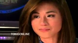 Toni Gonzaga talks about sister Alex Gonzaga