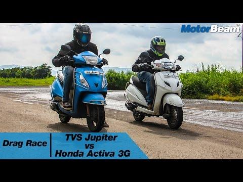 Xxx Mp4 TVS Jupiter Vs Honda Activa 3G Drag Race MotorBeam 3gp Sex