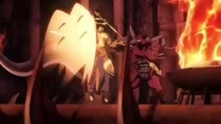 Animação - Eterna luta entre Anjos e Demônios - Diablo III - 3D - Legendado