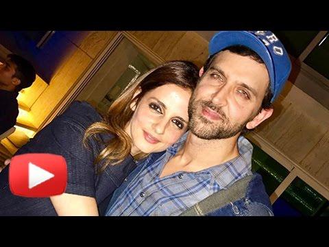 Xxx Mp4 Kaabil Screening Ex Wife Sussanne Khan Applauds Hrithik Roshan S Performance Kaabil Promotions 3gp Sex