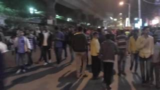 Bengaluru witnesses mass molestation on new years eve, police silent