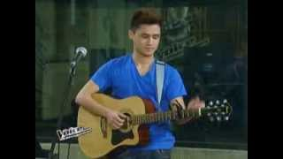 THE VOICE Philippines : Paolo Onessa 'Let Me Be The One' Performance