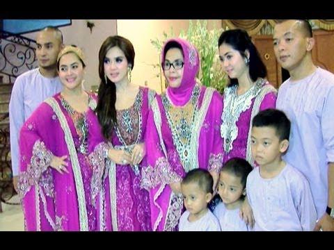 Kebersamaan Syahrini Dengan Keluarga dan Sahabat Intens 15 Agustus 2013