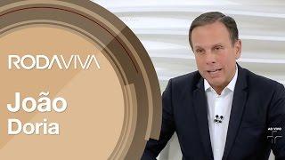 Roda Viva | João Doria | 07/11/2016