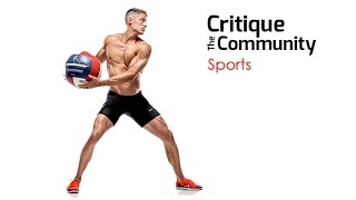 Critique the Community Episode 17 - Sports Images