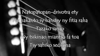 Lyrics -Tsy sahy-Mage4