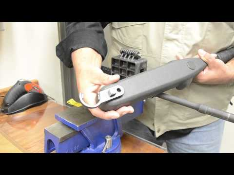 Leapers/UTG Operators Manual - Installing Your UTG Pro Free Float Super Slim Handguard