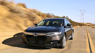 2018 Honda Accord - Review and Road Test