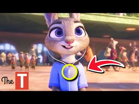 10 Things About Disney s Zootopia You Never Noticed
