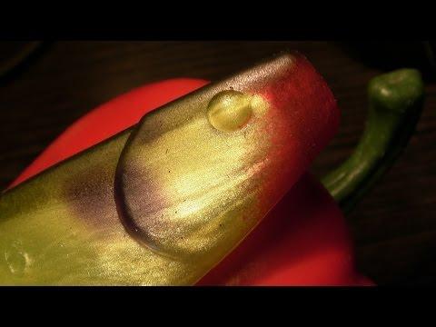 как сделать виброхвосты незацепляйками
