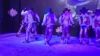 Mukkala muqabla   tamil dance performance by Redlands Staffs in ASHLYN'S DAY 2014