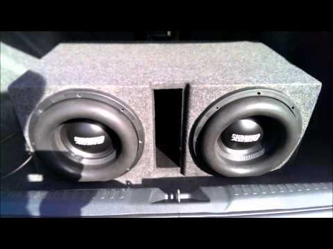 My Sundown Audio X10s