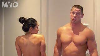 Nikki Bella y John Cena se desnudan en un video para sus seguidores |  The MVTO