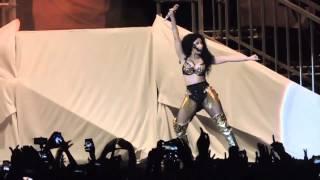 Nicki Minaj- Hey mama-MILANO 8.7.2015