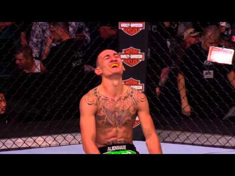 Fight Night Broomfield: The Finisher - Max Holloway