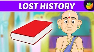 Lost History | Tenali Raman In English | Animated Stories For Kids