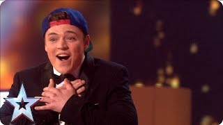 Craig and Jasmine are through to the Final   Semi-Final 5 Results   Britain's Got Talent 2016