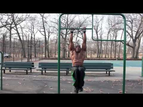 POWERFUL PULL-UPS & CORE