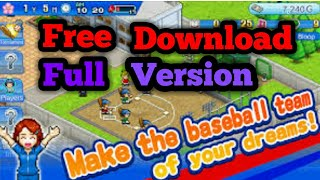 FREE DOWNLOAD Home Run High FULL VERSION APK