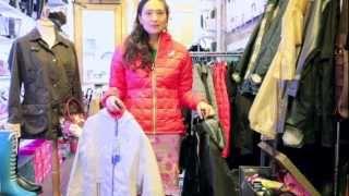 K-way jackets at Ame Ame