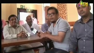 Coventry Jatiobadi Poribar meeting on ATN Bangla UK news