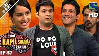 The Kapil Sharma Show - Episode 57–दी कपिल शर्मा शो–Team Rock On 2 In Kapil's Show–5th Nov 2016