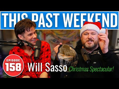 Xxx Mp4 Christmas Spectacular With Will Sasso This Past Weekend W Theo Von 158 3gp Sex