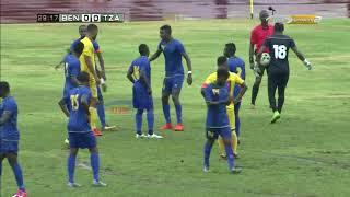 Azam TV - Bao la kwanza la Benin na jinsi penati ilivyopatikana. Benin vs Tanzania