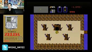 The Legend of Zelda (NES) Part 1 - Cinemassacre Plays