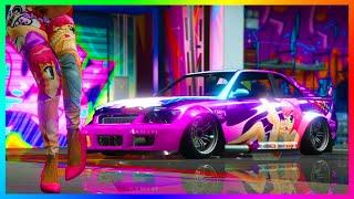 GTA 5 DLC UPDATE! - NEW Karin Sultan RS Super Car Ultimate Customization Guide! (GTA Online)