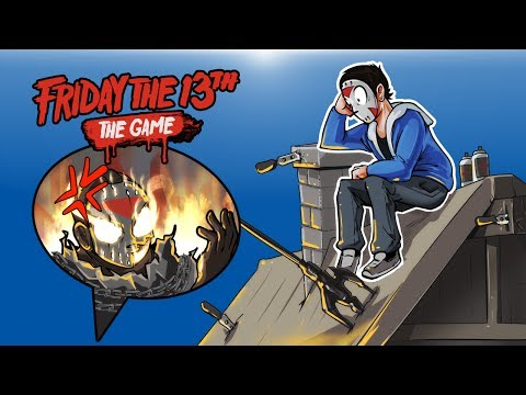Friday The 13th JASON S BEST FRIEND ROOF GLITCH