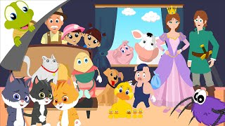 Most Popular Nursery Rhymes Collection | Songs for kids | popular kids rhymes