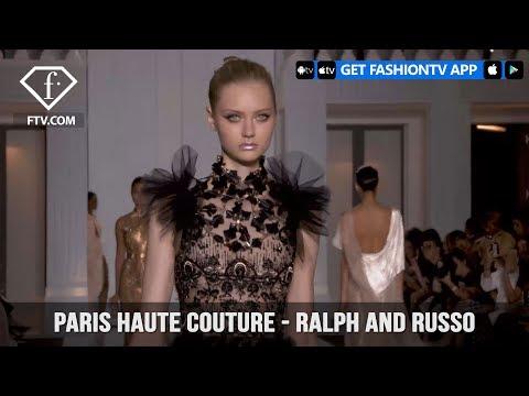 Paris Haute Couture Autumn/Winter 2018 - Ralph and Russo   FashionTV