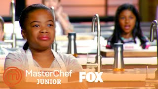 Honoring Their Moms Through Their Food   Season 5 Ep. 6   MASTERCHEF JUNIOR
