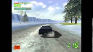 Knight Rider: The Game 2 Mission 1: The Mountains