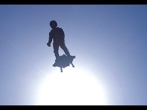 Flyboard® Air Test 1