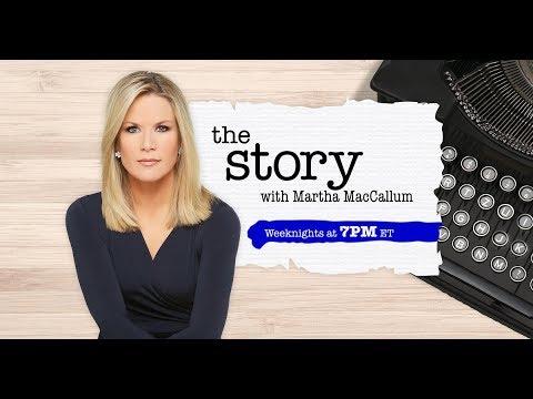Xxx Mp4 The Story With Martha Maccallum April 03 2018 3gp Sex