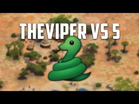 1v2v3 TheViper Takes on the World