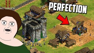 Age of Empires 2 in 2019: Creating the Perfect City
