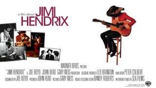 Jimi Hendrix - Vintage Radio Commercial - A Film About Jimi Hendrix 1