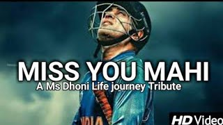 Tribute to Dhoni |India's got talent